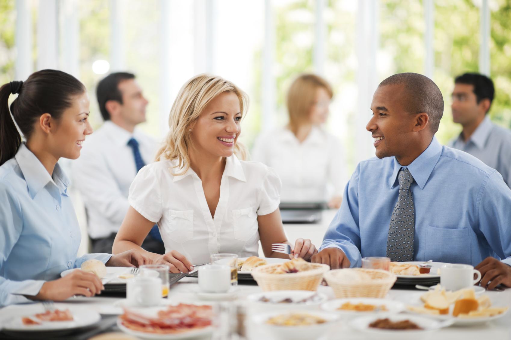 Dining Etiquette & Protocol